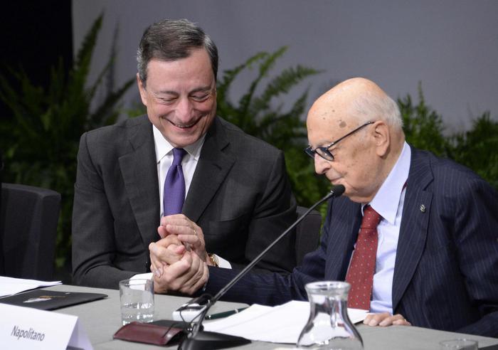 Ue: Napolitano, Bce principale elemento di sicurezza