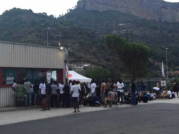 Migranti: crescono numeri a Ventimiglia