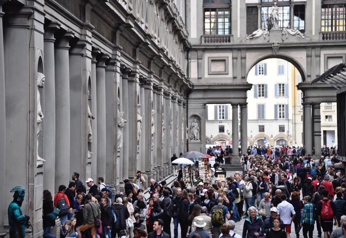 Musei: Uffizi 1/o,ma Torino più premiata