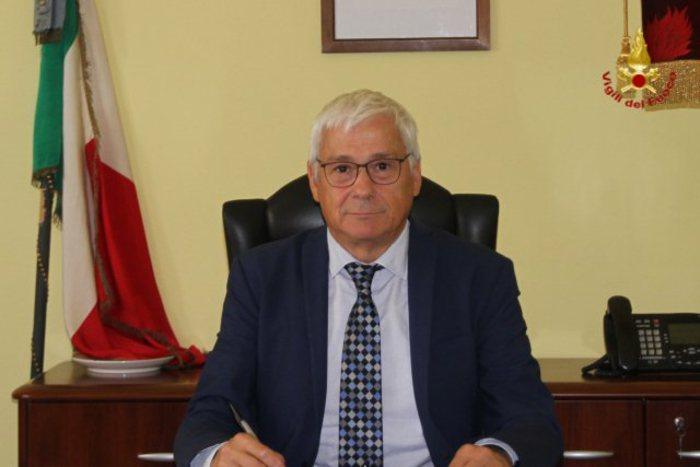 Nuovo comandante Vigili Fuoco a Pescara