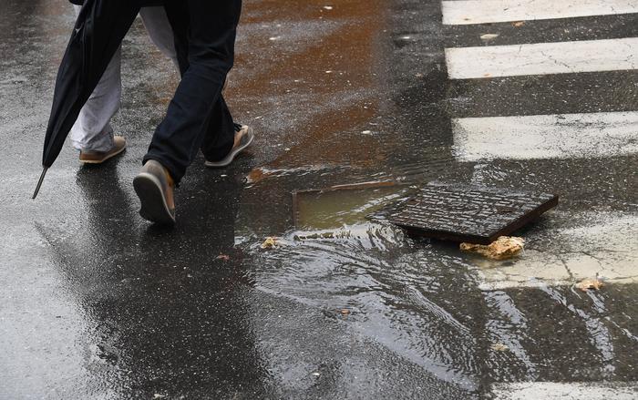 Maltempo: pioggia e temporali venerdì