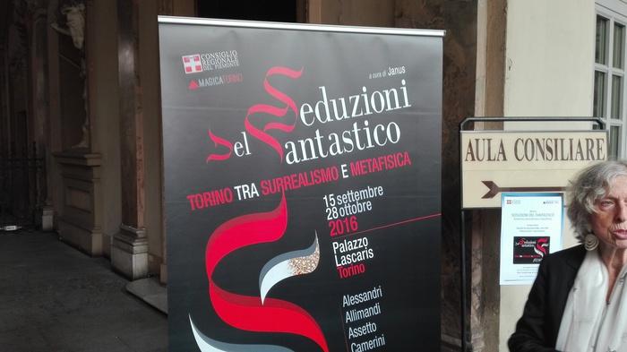 Surrealismo e metafisica,mostra a Torino