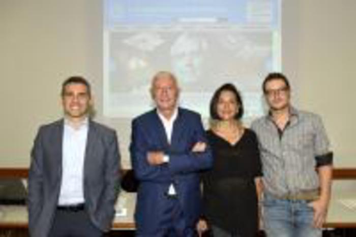 Greenaway prof honorem ateneo Parma