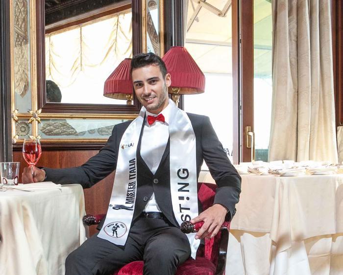 Trevigiano di 23 anni Mister Italia 2016