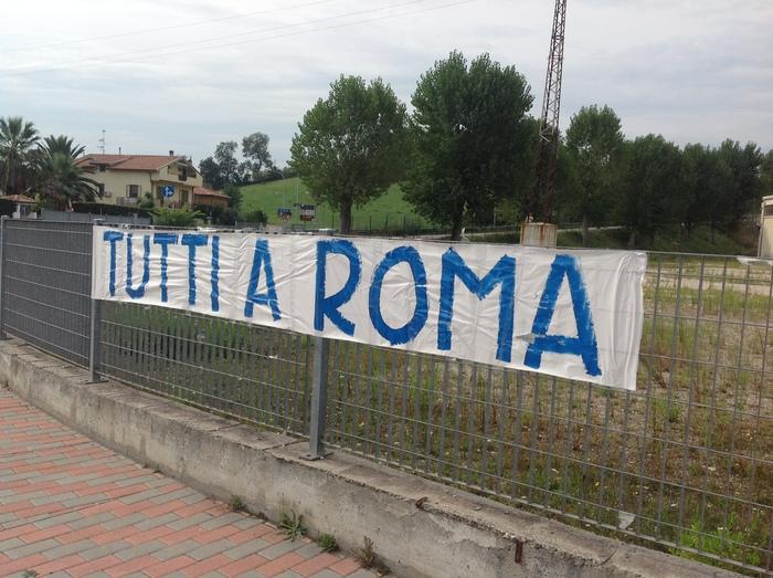 'Febbre' Pescara,in tanti verso la Lazio