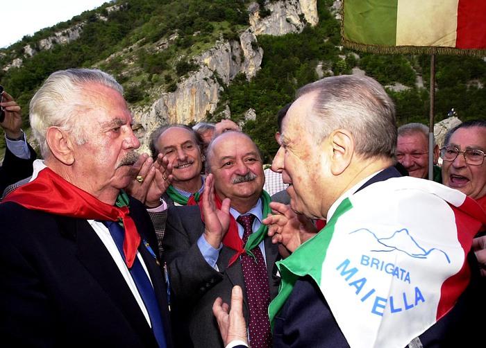 L'Abruzzo piange l'amico Ciampi