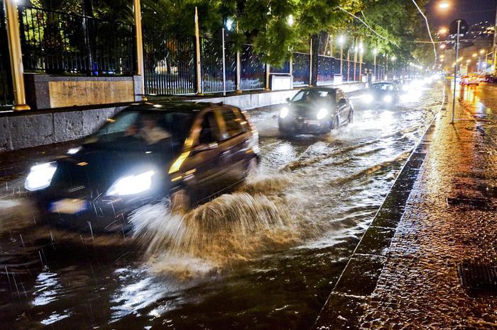 Maltempo:domenica di pioggia in Sardegna