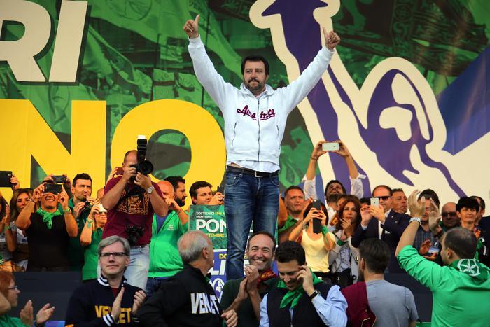 Salvini, noi riforma presidenzialista