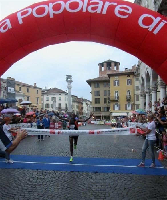 XVII Maratonina di Udine: spettacolo nel segno del Kenya
