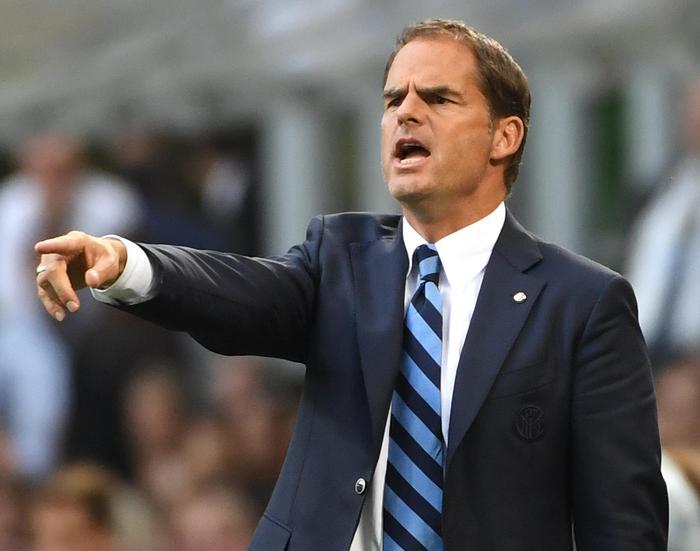 De Boer, vittoria dell'Inter è meritata