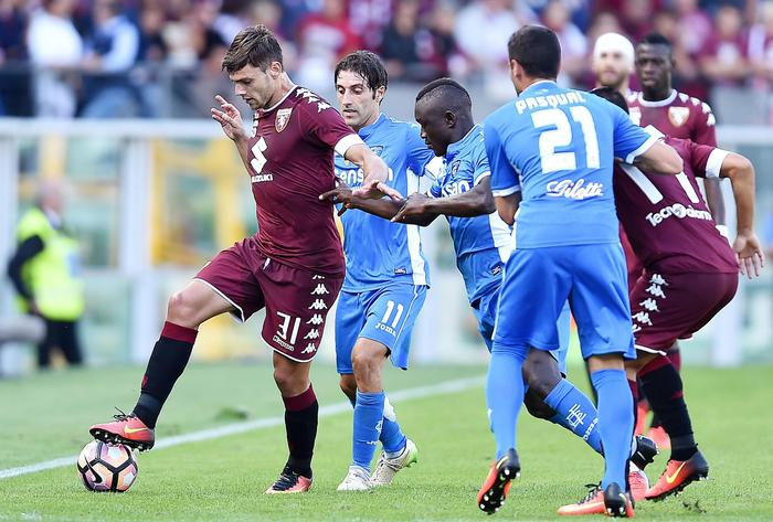 Torino, con l'Empoli è solo 0-0