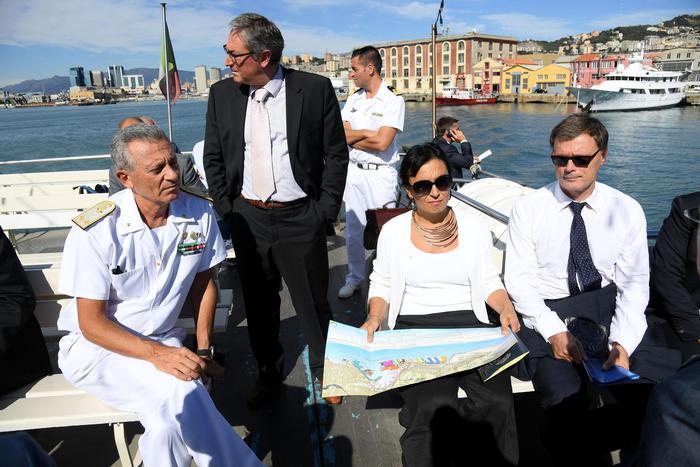 Coordinatore Ue Reno-Alpi a Genova