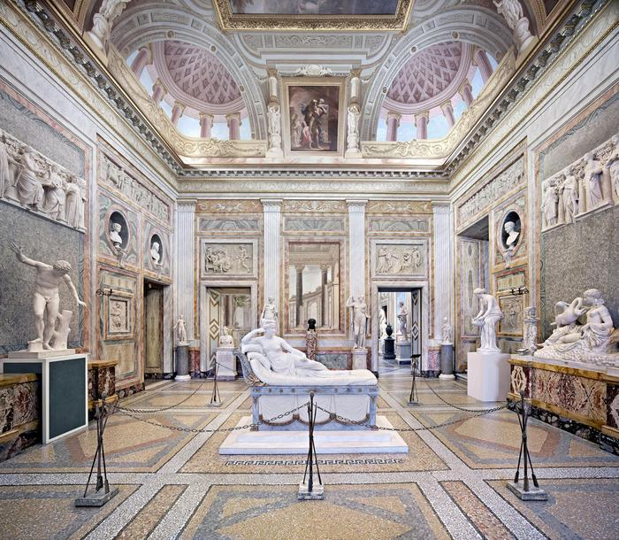 Galleria Borghese, arriva il ristorante