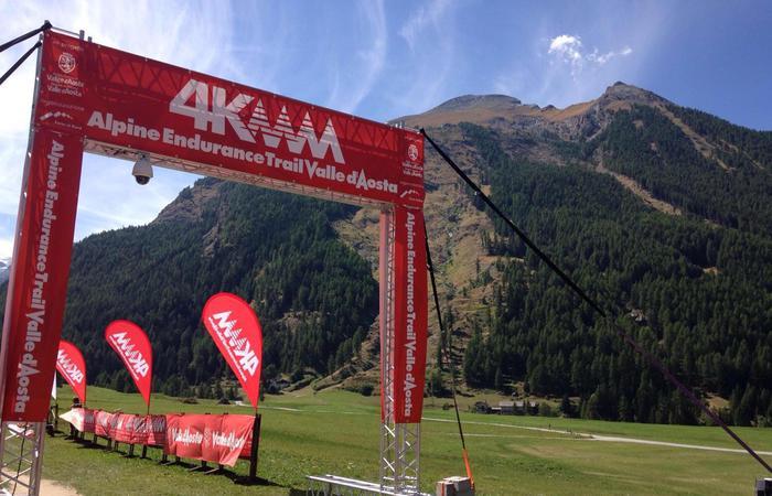 Montagna, chiude il 4K endurance trail