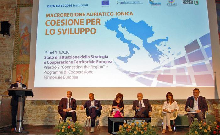Macroregione: ad Ancona 'Open Days' su trasporto sostenibile