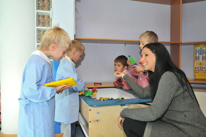 Al via nuova scuola plurilingue