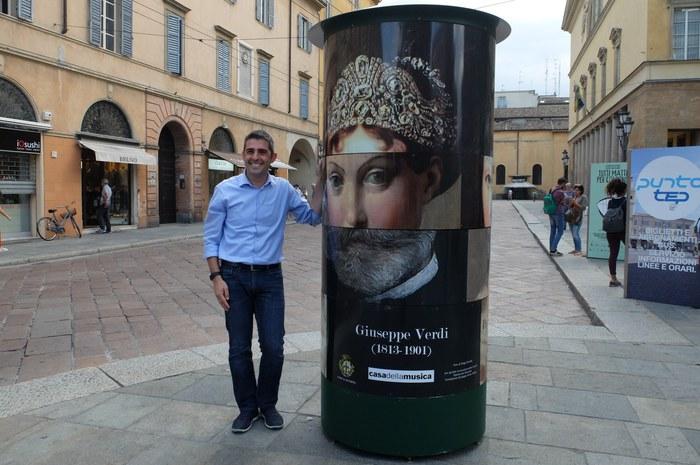 A Parma debuttano i 'totem' informativi