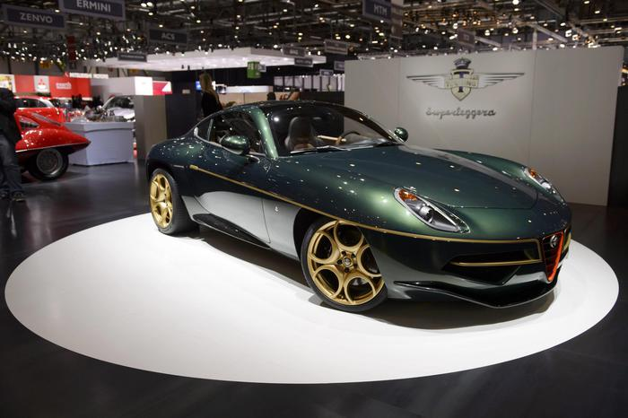 Museo Auto celebra Touring Superleggera - Piemonte - ANSA.it