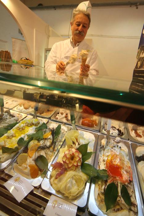 A Palermo torna Sherbeth,festival gelato