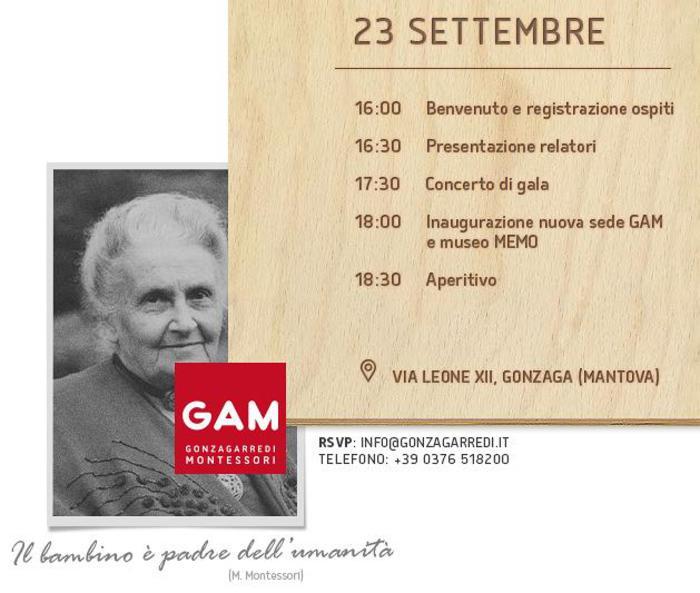 Venerdì inaugurazione nuova sede Gam