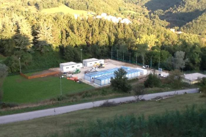 Sisma: E-R chiude campi tenda Montegallo