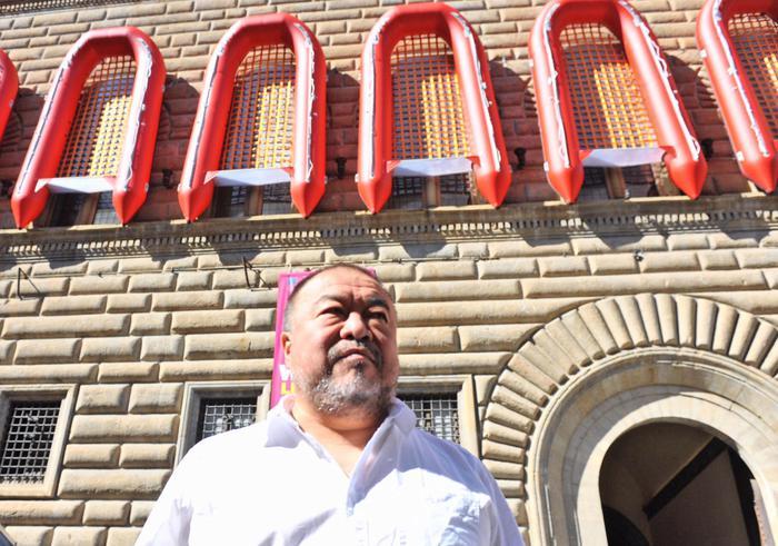 Da Ai Weiwei 2 opere per vittime sisma