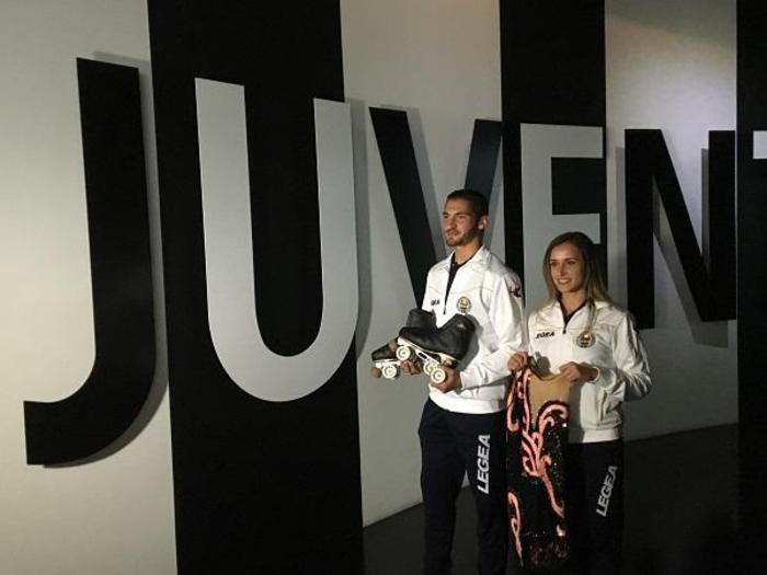 Lucaroni e Sbei al JMuseum