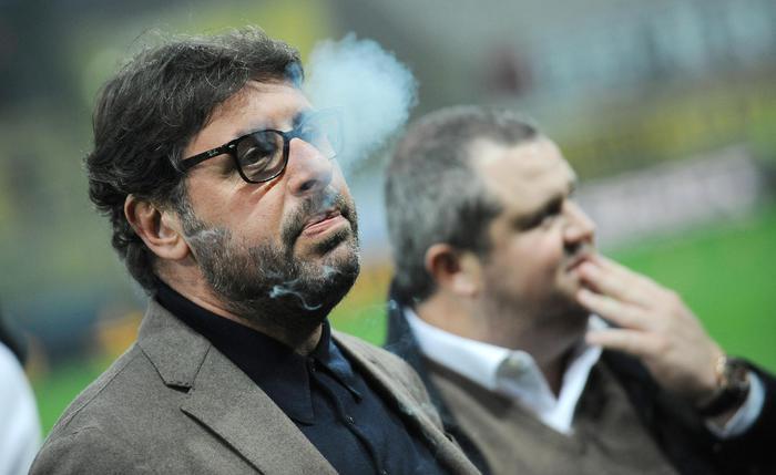 Parma:Ghirardi e Leonardi inibiti 5 anni