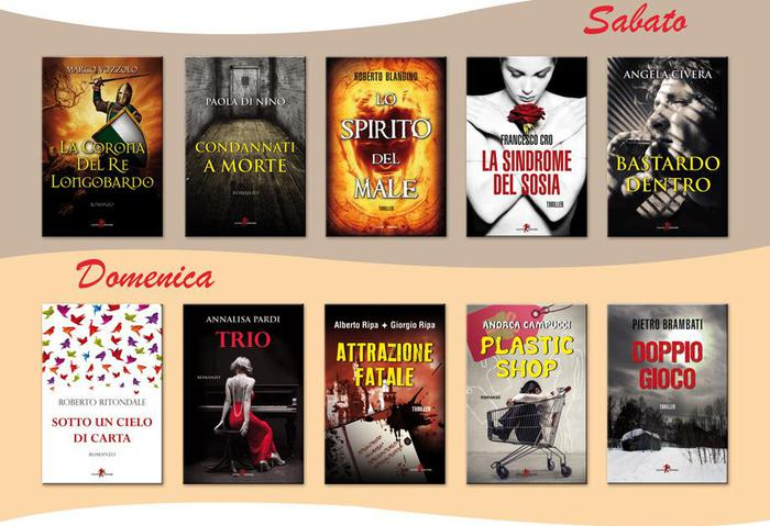 Libri: a Saronno un 'weekend da Leone'