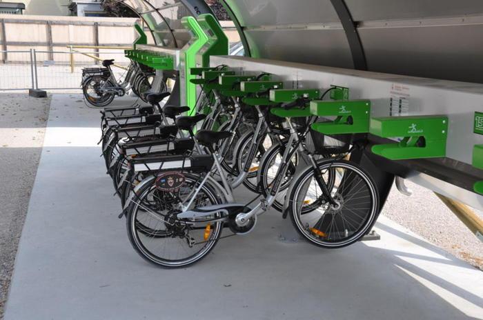 Trasporti Trentino: attivata app per bike-sharing breve