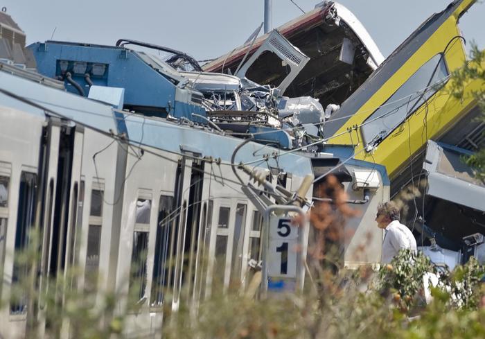 Scontro treni: si sfiorò altro incidente
