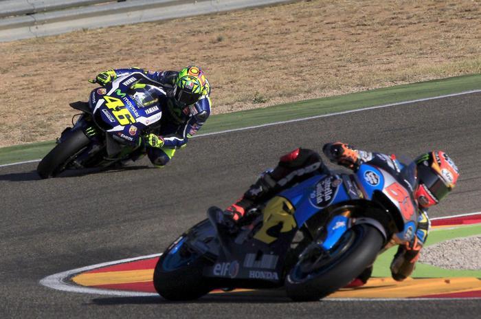 Motogp, Aragon, pole a Marquez