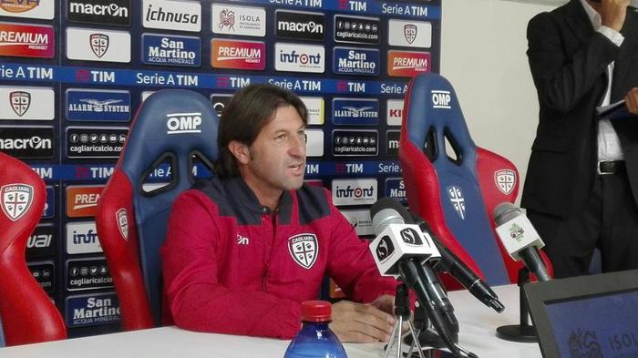 Calcio: Cagliari contro ex Giampaolo