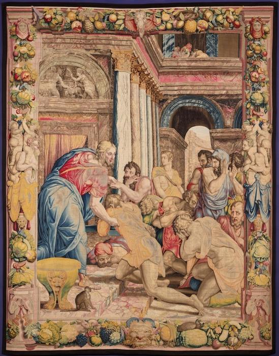 Arazzi Medici riuniti a Firenze - Arte