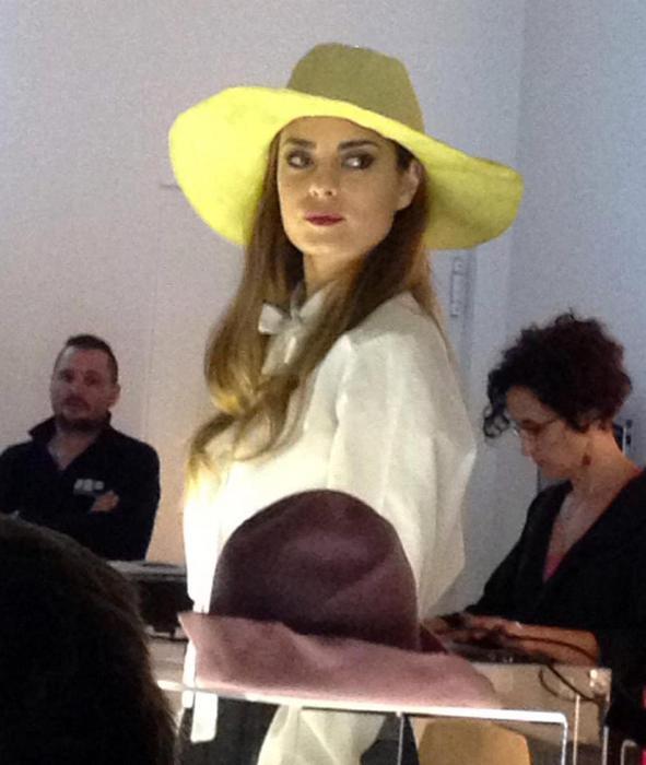 Arte e moda 'Sotto il cappello'