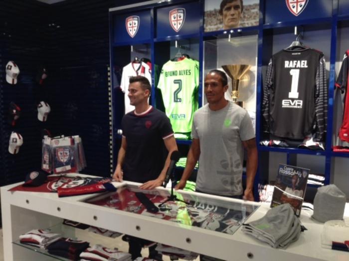 Cagliari:Bruno Alves,vincere col Crotone