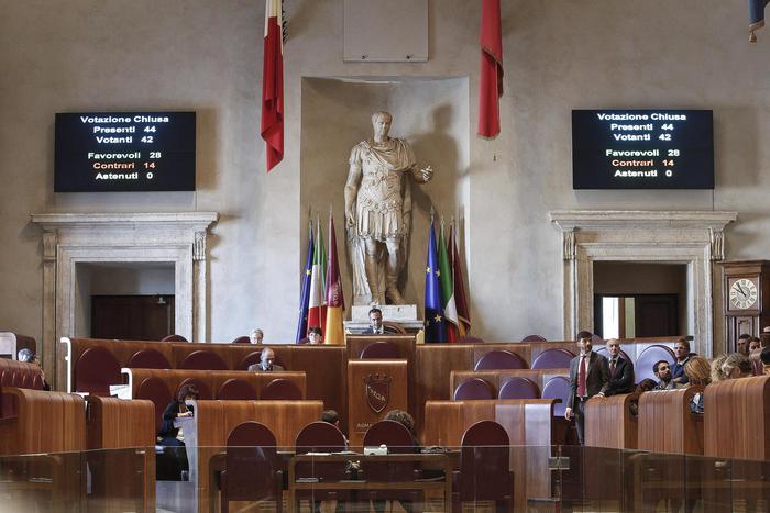 Roma 2024: prolungati lavori Aula