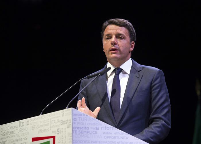 Domani Renzi a Genova