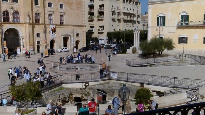Di Maggio:piazza VV Matera? Si chiarisca