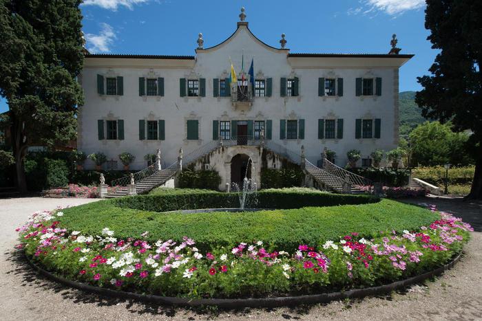 Libri: parchi e giardini storici del Trentino