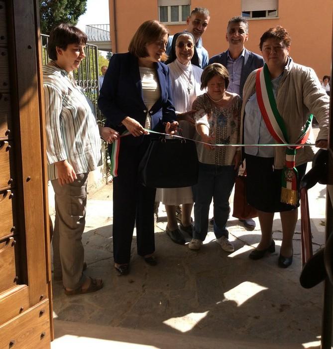 Inaugurati laboratori Centro Speranza