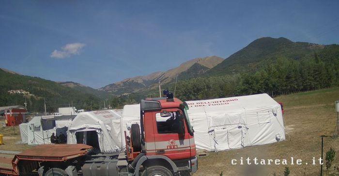 Sisma: in arrivo vigili fuoco da Palermo