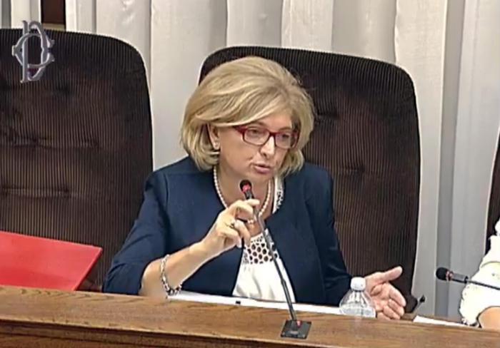Muraro dà dossier 1000 pagine a Ecomafie