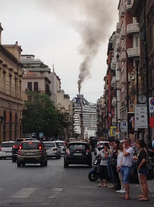 Ambiente: Zanna, fumi navi crociera avvelenano Palermo