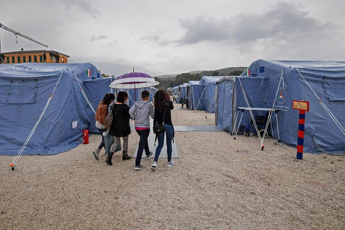 Sisma: nelle Marche 5.292 sfollati