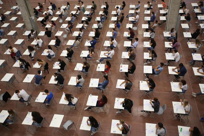 A Firenze 1.931 candidati test medicina