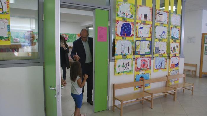 Riaperte scuole trentine dell'infanzia