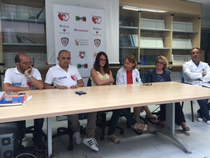 Talassemia:ricerca Cagliari-S.Francisco