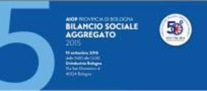 Torna bilancio sociale Aiop Bologna