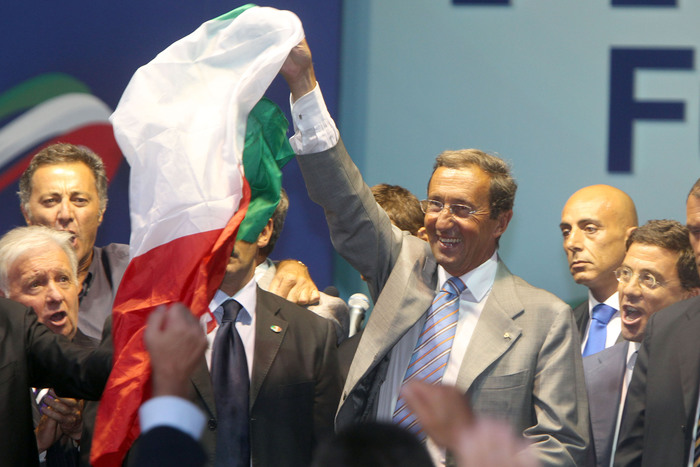 Tricolore conteso, due feste a Ferrara